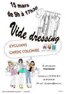Affiche Vide Dressing